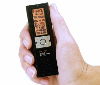 DDR-5300 2,465-Hour Auto Phone Recorder