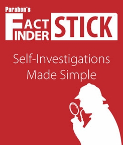 Paraben's Fact Finder Stick