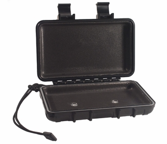 Weatherproof Magnetic Box for GPS Trackers