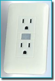 Wall Outlet Hidden Camera