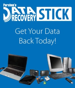 Paraben's Data Recovery Stick