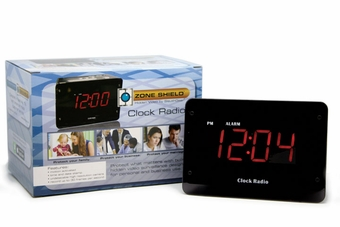 Hidden Camera Alarm Clock w/NightVision