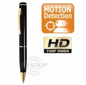 HD Spy Pen Camera with Motion Activated Recording