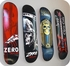 Skateboard Deck Display Hanger | Floating Mount