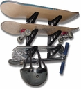 Skateboard Storage Rack | Triple Rack