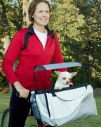 Deluxe Tagalong™ Pet Bicycle Basket