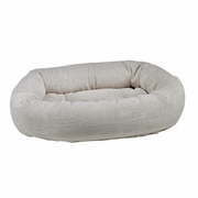 Bowsers Aspen Microchenille  Donut Bed