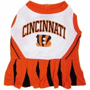 Bengals Cheerleader Dress