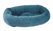 Bowsers Lagoon Microvelvet Donut Bed