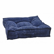 Bowsers Medium Navy Filigree Piazza Bed
