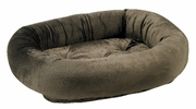 Bowsers Brown Teddy  Donut Bed