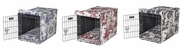 Toile Crate Mats & Crate Covers
