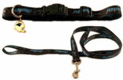 Carolina Panthers Collar or Leash