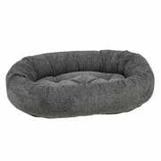 Bowsers Castlerock Microchenille Donut Bed