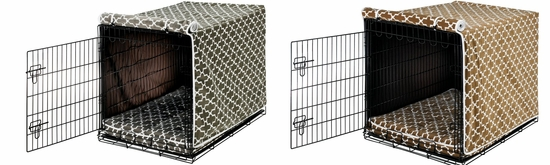 Lattice Crate Mat & Crate Cover