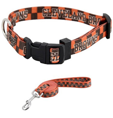 Cleveland Browns Collar or Leash