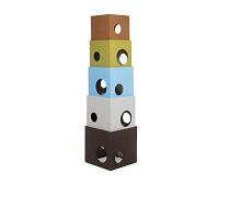 Cool Hues Cat Tower