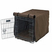 Cowboy Faux Leather Crate Mat & Cover