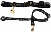 Dallas Cowboys Collar or  Leash