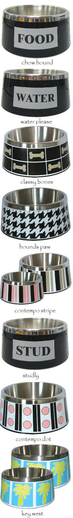 Decorative Stainless Steel Bowls
