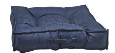 Cotton Denim Piazza Bed
