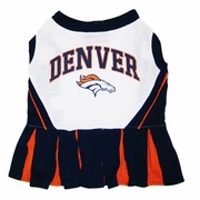 Denver Broncos Cheerleader Dress