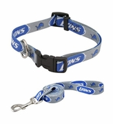 Detroit Lions Collar or Leash