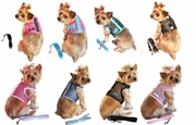 Doggie Design Cool Mesh Vest with Leash