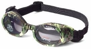 Doggles ILS Camo with Light Smoke Lens