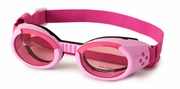 Doggles ILS Pink with Pink Lens