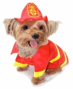 Fire Dog Costume