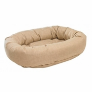 Bowsers Flax Microlinen Donut Bed