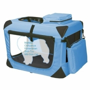 Generation II Deluxe Portable Soft Crate Extra Small