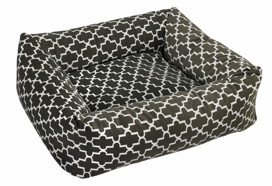 Graphite Lattice Dutchie Bed