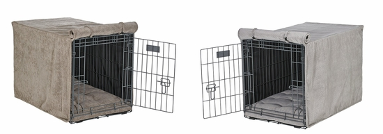 Treats  Luxury Crate Mat & Crate Cover