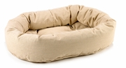 Bowsers Hemp Natural Donut Bed