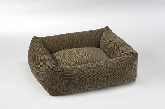 Houndstooth Dutchie bed