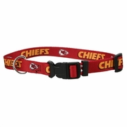 Kansas City Chiefs Collar or Leash