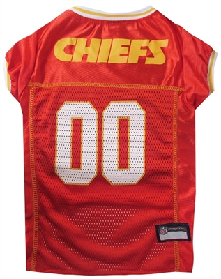 Kansas City Chiefs Jersey II