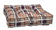 Kensington Plaid Microvelvet Piazza Bed
