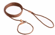 Light Brown Slip Lead with Stop