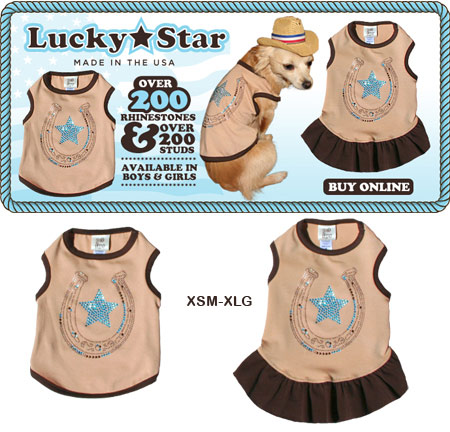 Medium Lucky Star Dress