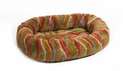 Bowsers Melody Microvelvet Donut Bed