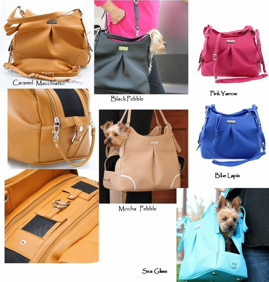 Mia Michelle Designer Carry Bag