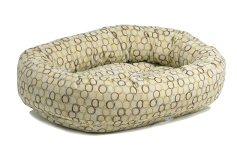 Bowsers Milano Microvelvet Donut Bed