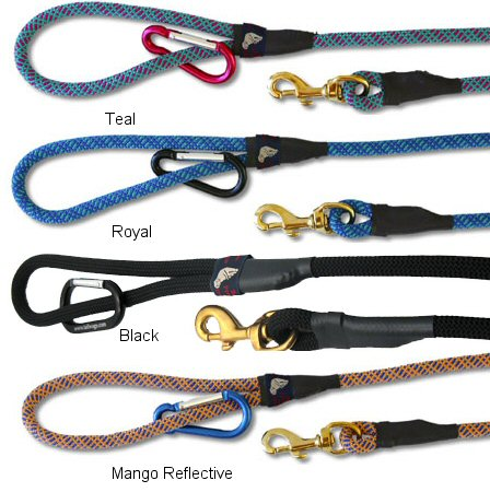 Mountain Rope Leads