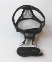 Netted Step-in Harness