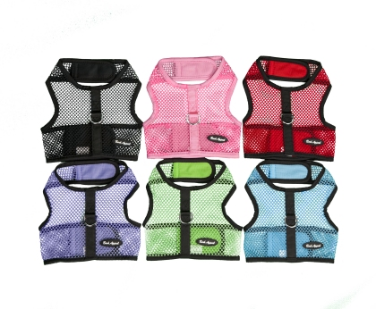 Netted Wrap N Go Velcro Harness
