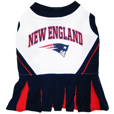 New England Patriots Cheerleader Dress