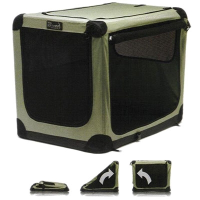 NOZ2NOZ N2 Sof-Krate Indoor/Outdoor Pet Home